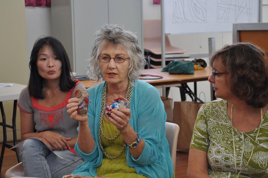 Teaching Beginers Workshops