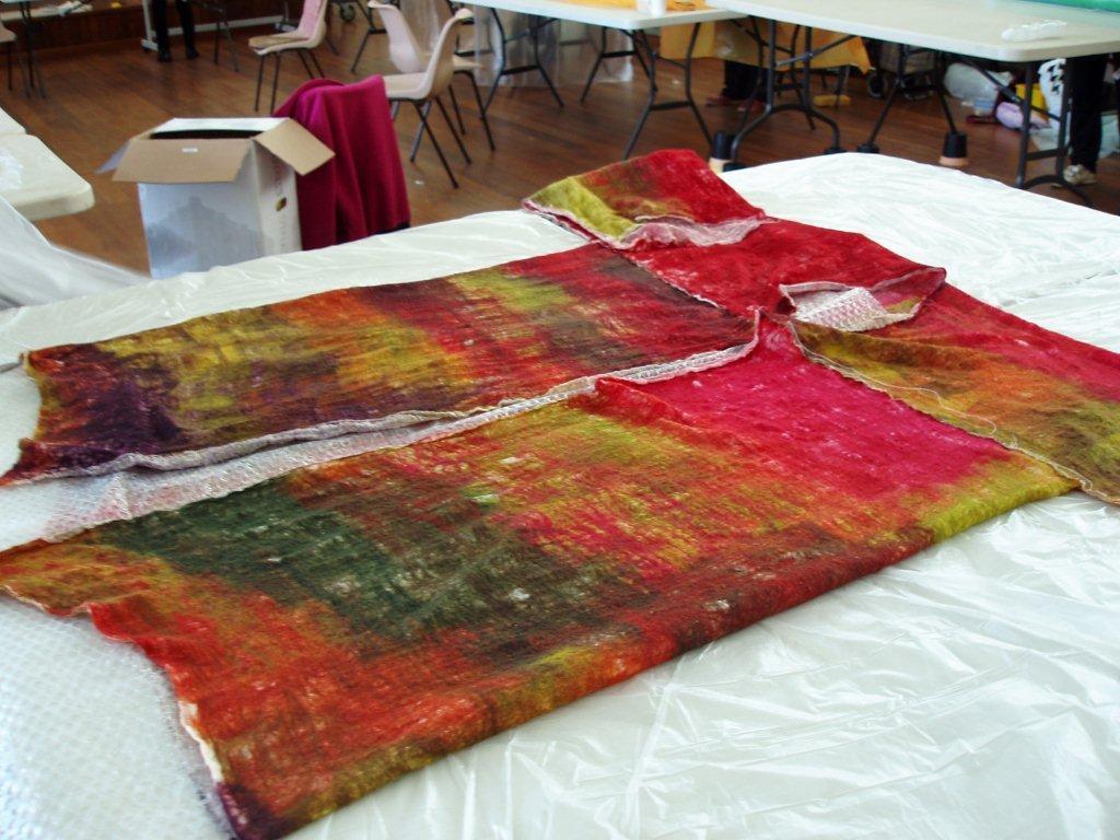 Cinderella Nuno Workshop by Lyn Blasgund