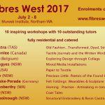 Fibres West 2017